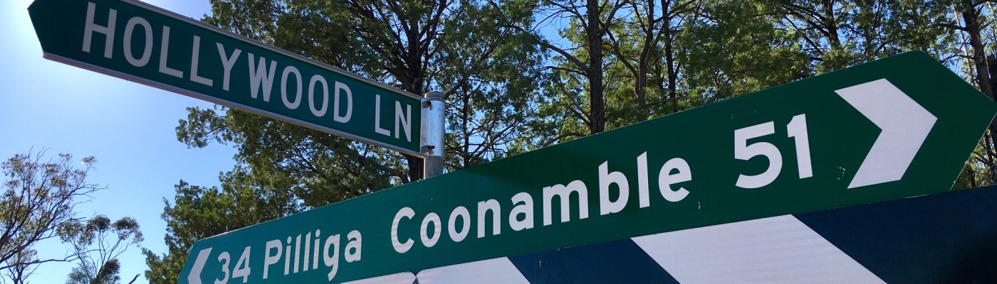 Pilliga/Coonamble Road